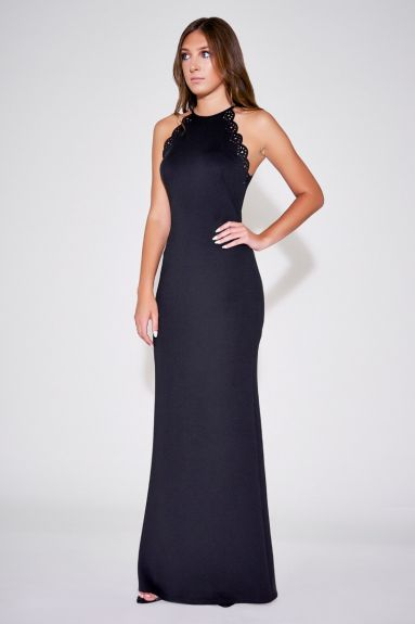 SHO The Label - Anja Halter Neoprene Gown