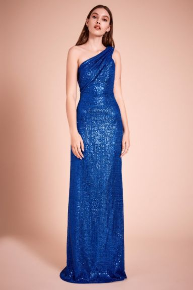 SHO The Label - Diana Asymetric Gown