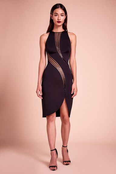 SHO The Label - Nash Neoprene Mini Dress