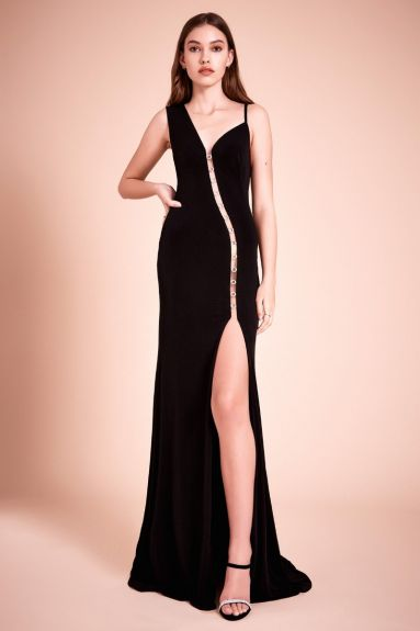 SHO The Label - Arlo O-Ring Gown