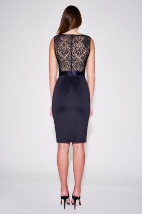 Lennox Corded Lace Dress