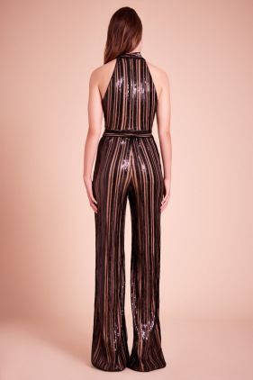 Houston Halter-Neck Jumpsuit